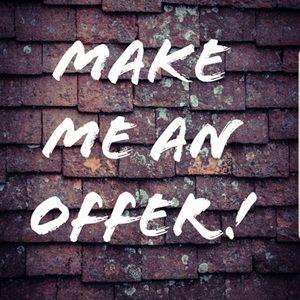 😎 MAKE ME AN OFFER 😎